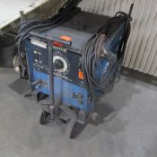 Miller 250-Amp Dialarc 250 AC/DC Constant Current AC/DC Arc Welding Power Source, S/N: JF913632;