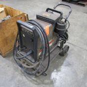 Hyperthem Powermax 800 Plasma Cutter, S/N: 800-101897; 20A/88V, 50A/100V, 50%/72%/100% Duty Cycles