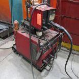 Lincoln-Electric 300-Amp Model CV-300 Welding Power Source, S/N: U1960415779