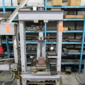 Dake 1,200 PSI H-Frame Hydraulic Press