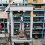 Dake 1,200 PSI H-Frame Hydraulic Press