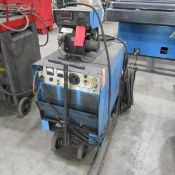 Miller 450-Amp Deltaweld 450 Constant Potential DC Arc Welding Power Source, S/N: JC589887; with