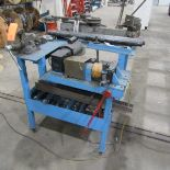 Bench Top Power Flare; with Vise