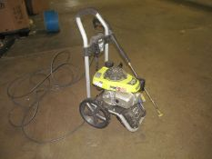 Ryobi 3,000 PSI 2.3 GPM Portable Power Pressure Washer; with Honda Gas Engine