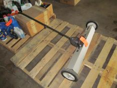 Central Machinery 30 in. Magnetic Floor Sweeper; with 50 lb. Magnetic Pull