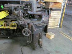 Gorton Pantograph Machine (Ref. #: 501)