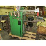 Taylor Winfield 30-KVA Model ND-24-30AIROPER Spot Welder, S/N: 73916-B; with 24 in. Throat, Detect-