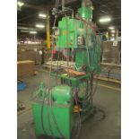 Delta Model HR-712-2 Vertical Production Drill, S/N: HRA 11862 K66; with 4-Spindle Drill Head,