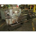 Lodge & Shipley 14 in. Geared Head Engine Lathe, S/N: 42897; 14 in. x 40 in. (approx.), Threading,