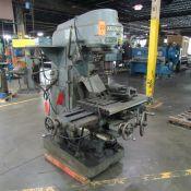 Kearney & Trecker Milwaukee No. 2 Rotary Head Tool & Die Milling Machine, S/N: 5-5720; 250 to 600