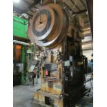 Minster 200-Ton Cap. Piecemaker Model P2-200-48 Stamping Press, S/N: P2-200-24477; with 6 in.