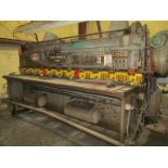 Cincinnati 10 ft. x 1/4 in. Model 1810 Hydraulic Shear, S/N: 30591; with Front Operated Power Back