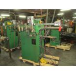 Taylor Winfield 30-KVA Model ND-24-30AIROPER Spot Welder, S/N: 73916-A; with 24 in. (approx.)