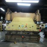 Cincinnati 300-Ton Cap. x 10 ft. Model 300H Series 10 ft. Hydraulic Press Brake, S/N: 35343; with