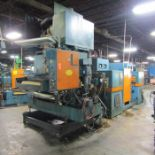 Bruderer Tandem Precision Leveling Line, with Two-Part Leveling & Turning Section