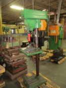 Clausing 15 in. Model 1763 Floor Type Drill Press, S/N: 524183; (Ref. #: 431)