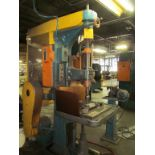 Avey 24 in. Single Spindle Vertical Boring Machine (Ref. #: 1847)