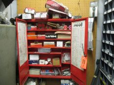 Hilti Fasteners; with Cabinet
