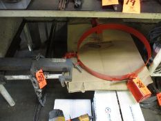 T&S Spreader Bar and Meco Drum Clamp