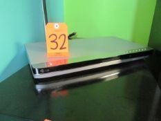 LG DVD/VCD/CD Player