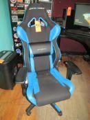 DXRacer Pro Gaming Chair