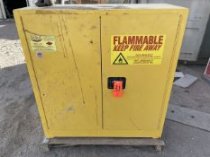 Eagle 30-Gallon Model 3010 2-Door Flammable Storage Cabinets