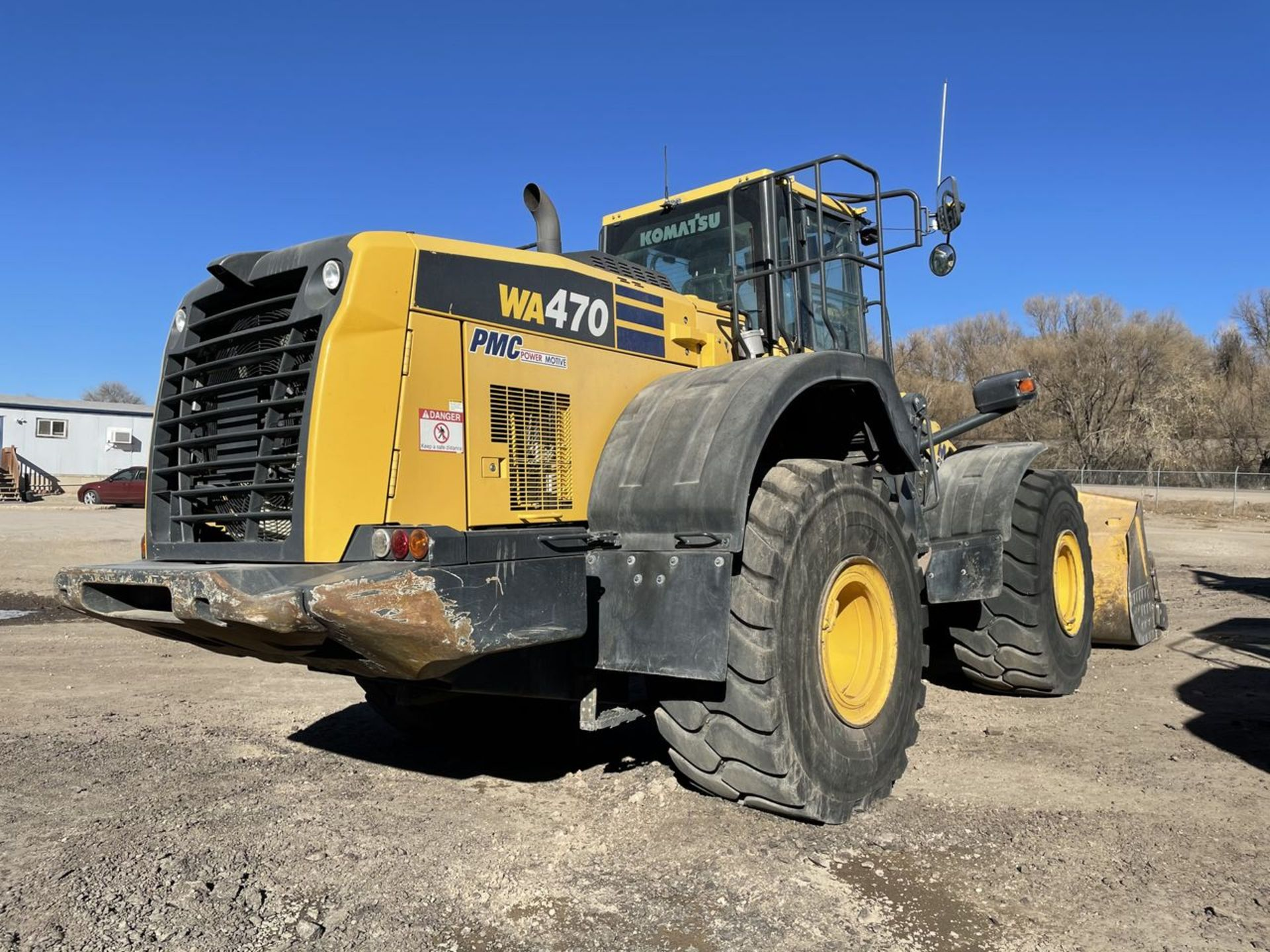 2016 Komatsu WA470-8 Wheel Loader, S/N: A49107, PIN: KMTWA129PGNA49107; with 6,146 Hours (at Time of - Image 4 of 23