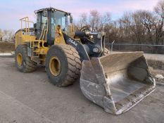 2012 John Deere 744K Wheel Loader, PIN: DW744KXKCE647419; with 11,308 Hours (at Time of Decription),