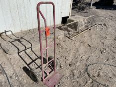 Portable Metal Hand Truck