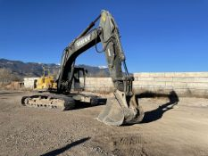 Volvo EC290B-LC Hydraulic Crawler Excavator, PIN: VCEC290CC00110744 (2008); with 6,433 Hours