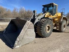 2016 Volvo L220H Wheel Loader, PIN: VCEL220HCF0002238; with 8,029 Hours (at Time of Description),