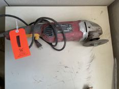 Chicago Electric 9 in. Model 69085 Heavy Duty Electric Angle Grinder, S/N: 374641751
