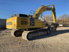 Komatsu PC360LC-11 Hydraulic Crawler Excavator, S/N: A36863, PIN: KMTPC256CJWA36863 (2018); with