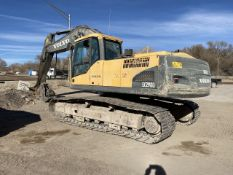 Volvo EC290B-LC Hydraulic Crawler Excavator, PIN: VCEC290CC00110744 (2008); with 6,365 Hours (at