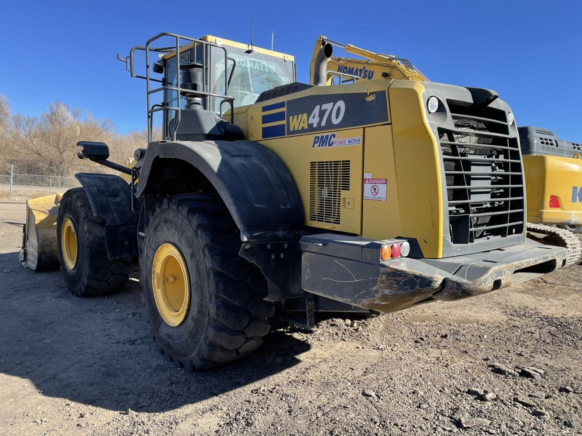 2016 Komatsu WA470-8 Wheel Loader, S/N: A49107, PIN: KMTWA129PGNA49107; with 6,146 Hours (at Time of - Image 5 of 23