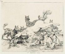 FRANCISCO DE GOYA Y LUCIENTES Fuentetados 1747 - 1828 Bordeaux