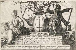 CLAES JANSZ VISSCHER 1586/87 - Amsterdam - 1652