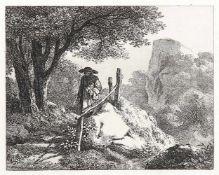 JOHANN CHRISTOPH ERHARD Nürnberg 1795 - 1822 Rom