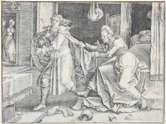 LUCAS VAN LEYDEN 1494 - Leiden - 1533