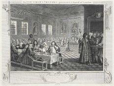 WILLIAM HOGARTH 1697 - London - 1764