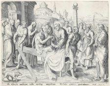 JOHAN WIERIX Antwerpen 1549 - um 1620 Brüssel