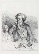 DOMINIQUE-VIVANT DENON Chalons-sur-Saône 1745 - 1825 Paris