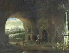 JAN ASSELIJN, gen. CRABBETJE Dieppe um 1610 - 1652 Amsterdam
