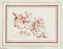 GILLES DEMARTEAU DER ÄLTERE 1722 - Lüttich - 1776