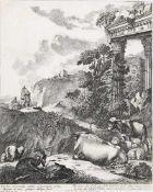 JOHANN HEINRICH ROOS Otterberg 1631 - 1685 Frankfurt/M.