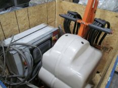 RimRock Model 410 Spray Reciprocator, S/N: SOR 1585 (2019) (New in Crate)