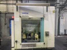 Brother Model TC-32A CNC Drilling & Tapping Center (Ref. #: V3)