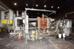 Prince 700-Ton Cap. Model 629 CCA Horizontal Cold Chamber Aluminum High Pressure Die Casting