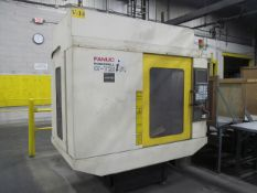 Fanuc Robodrill Alpha-T21iFL Type A04B-0099-B114-BB CNC Drilling and Tapping Center, S/N: