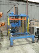 MDC 50 U.S. Ton Cap. Model TP-50-6 Four Column (Post) Vertical Hydraulic Die Casting Trim Press;